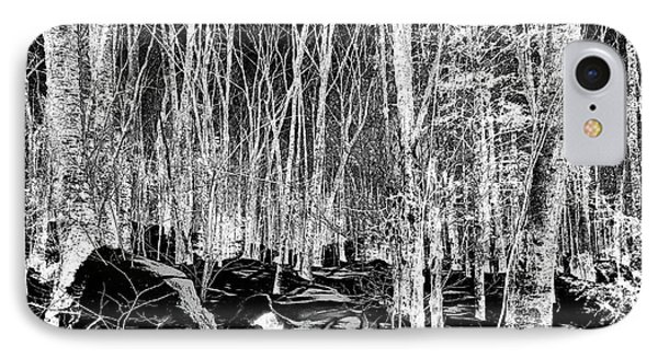 Hillside Shadows IPhone Case by David Patterson