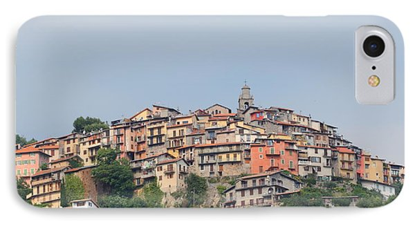 IPhone Case featuring the photograph Hilltop by Richard Patmore