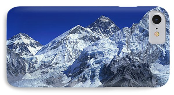 Himalaya Mountains, Nepal IPhone Case by Panoramic Images