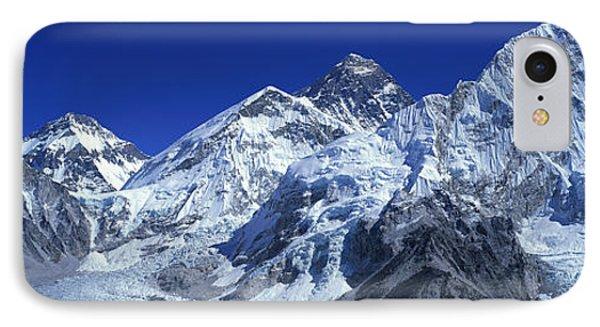 Himalaya Mountains, Nepal IPhone Case