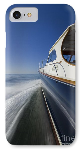 Hinckley Talaria 44 Motor Yacht Phone Case by Dustin K Ryan