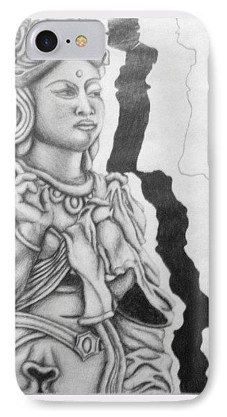 Hindu Goddess IPhone Case