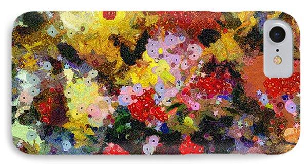 Hint Of Klimt IPhone Case