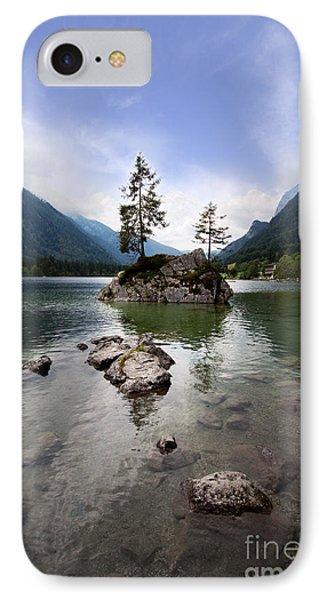 Hintersee IPhone Case by Nailia Schwarz