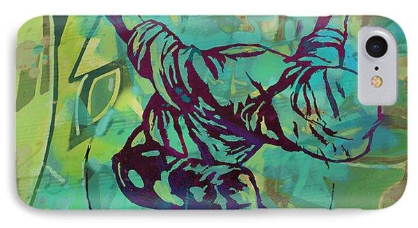 Hip Hop Street Art Dancing Poster - 1 IPhone Case