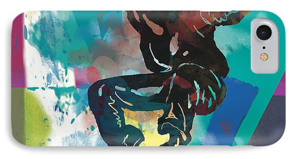Hip Hop Street Art Dancing Poster - 3 IPhone Case