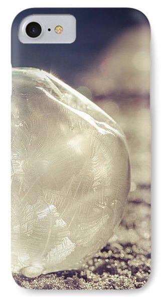 His Heart Was Always Warm IPhone Case by Yvette Van Teeffelen