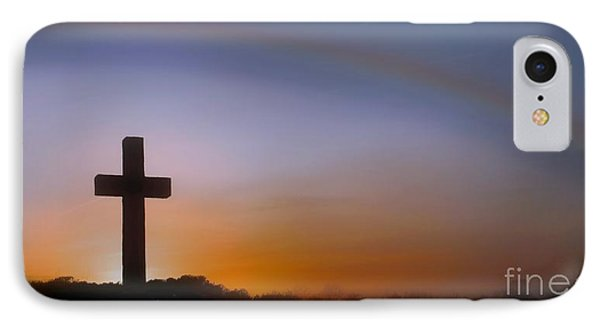 IPhone Case featuring the photograph His Promise by Benanne Stiens
