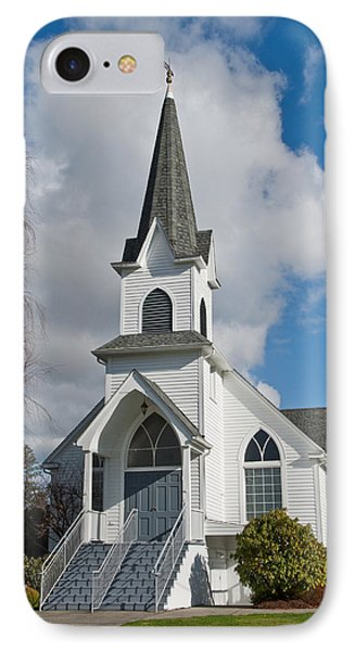 Historic 1904 Lutheran Church IPhone Case