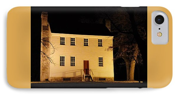 Historic Carter Mansion  IPhone Case