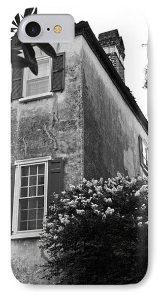 Historic Charleston Home IPhone Case by Dustin K Ryan
