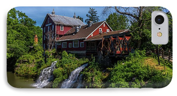 Historic Clifton Mill IPhone Case by Dale Jackson