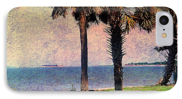 Historic Fort Sumter Charleston Sc Phone Case by Susanne Van Hulst