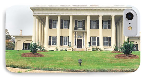Historic Home From 1836, Macon, Georgia IPhone Case by Panoramic Images