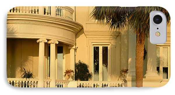 Historic Home On Battery Street IPhone Case by Panoramic Images