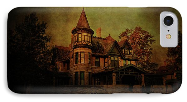 Historic House IPhone Case by Joel Witmeyer