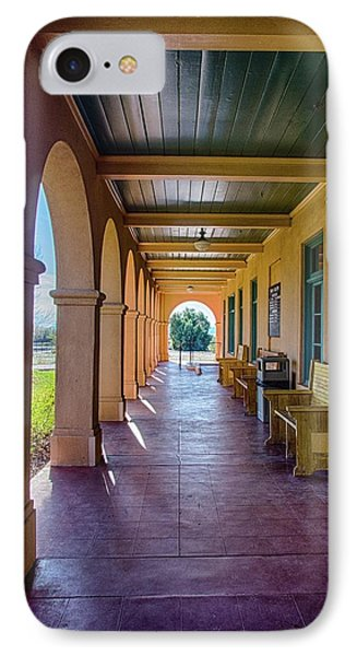Historic Kelso Depot IPhone Case