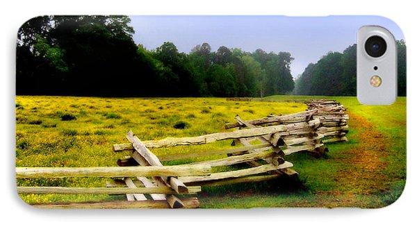 Historic Path Natchez Trace Parkway IPhone Case