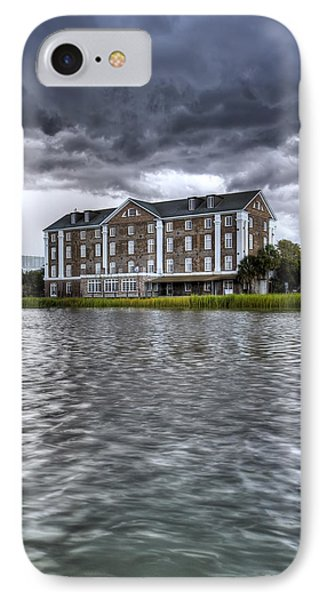Historic Rice Mill Building Charleston Sc Phone Case by Dustin K Ryan