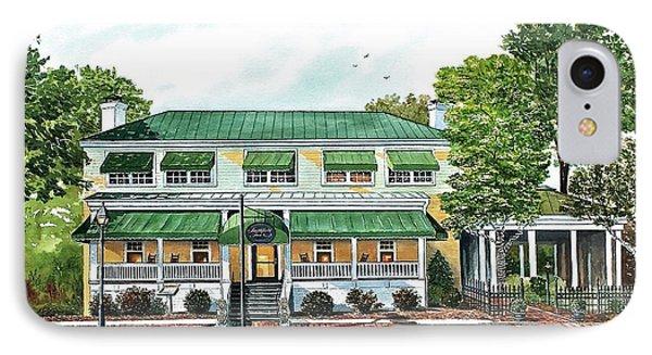 Historic Smithfield Inn IPhone Case by Raymond Edmonds