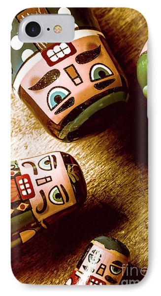 Historic Toys IPhone Case