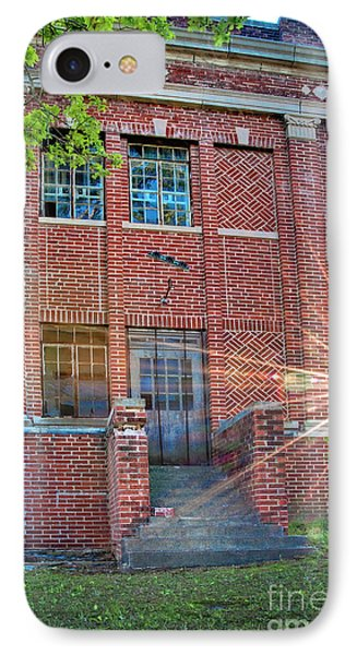 Historic Veteran's Hospital IIi Phone Case by Tamyra Ayles
