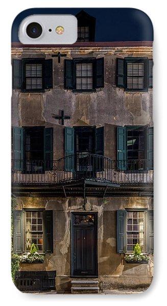 Historic William Vanderhorst House, Charleston IPhone Case