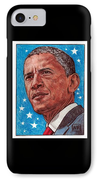 History In Our Lifetime - The Presidency Of Barack Hussein Obama IPhone Case