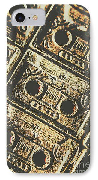 Hit Record IPhone Case