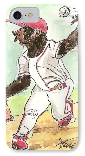 Hit This Phone Case by George I Perez