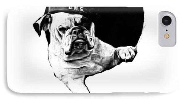 Hms Bulldog IPhone Case