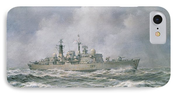 Hms Exeter IPhone Case