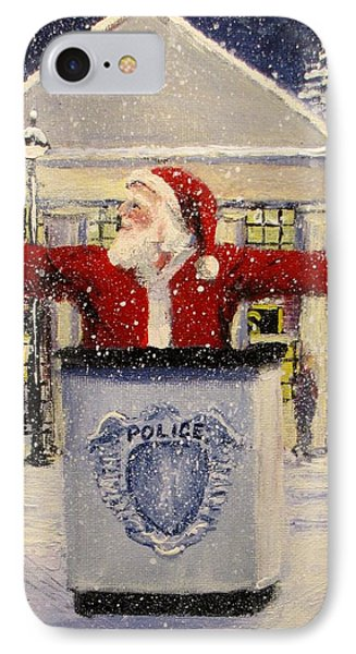Ho Ho Go... IPhone Case by Jack Skinner