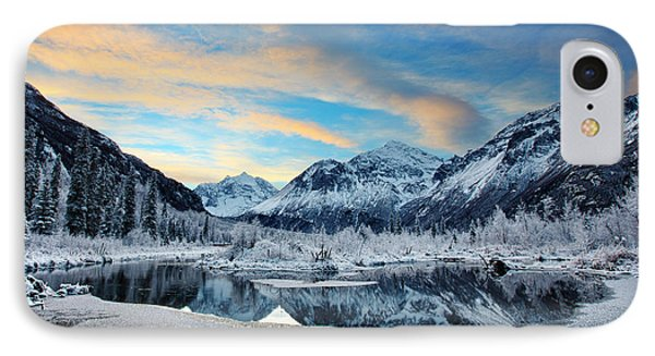 Hoar Frost IPhone Case by Ed Boudreau