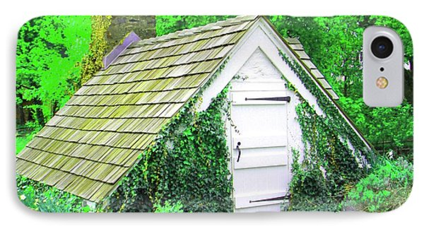 IPhone Case featuring the photograph Hobbit Hut by Susan Carella
