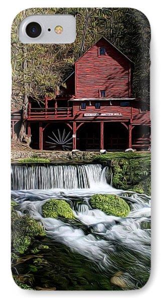 Hodgeston Mill IPhone Case