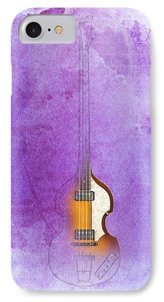Hofner Bass IPhone Case