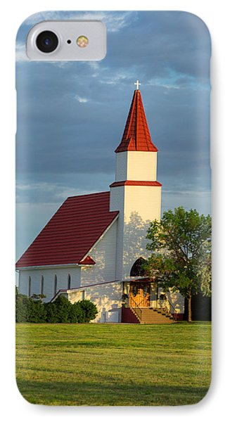 Hogeland Church IPhone Case