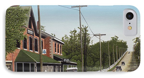 Hoggs Hollow Toronto 1920 Phone Case by Kenneth M  Kirsch