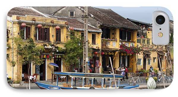 Hoi An Ancient Town IPhone Case by Rob Hemphill