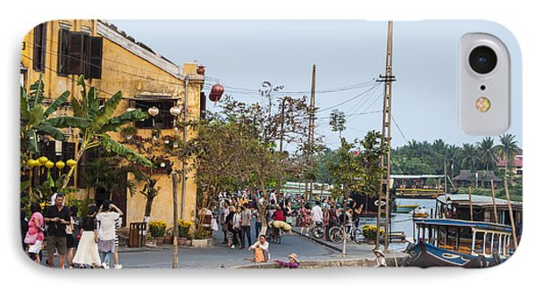 Hoi An Town Vietnam IPhone Case by Rob Hemphill