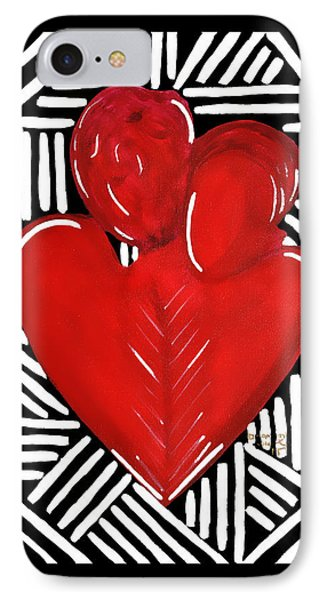 Hold Me IPhone Case by Diamin Nicole