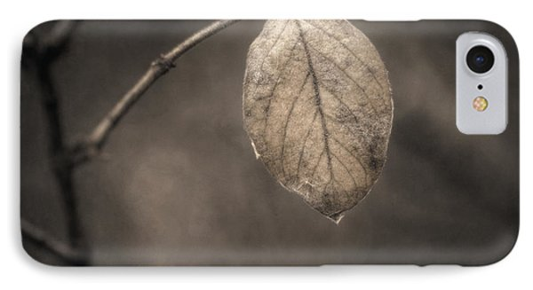Holding On IPhone Case by Scott Norris