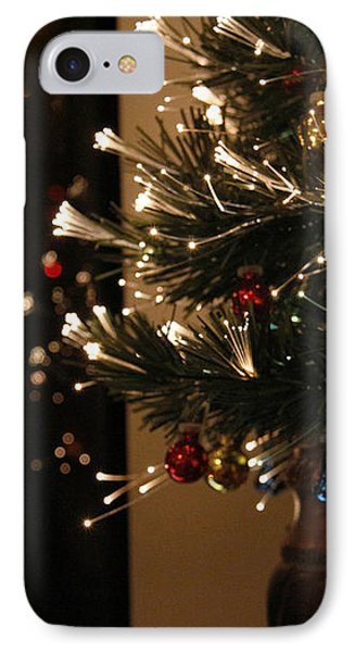 Holiday Attire IPhone Case