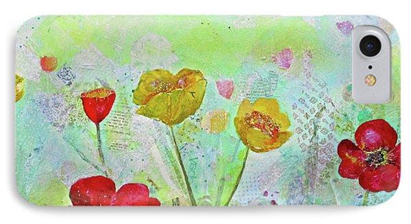 Tulip iPhone 7 Case - Holland Tulip Festival II by Shadia Derbyshire