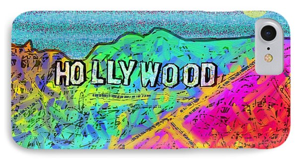 Hollycolorwood IPhone Case