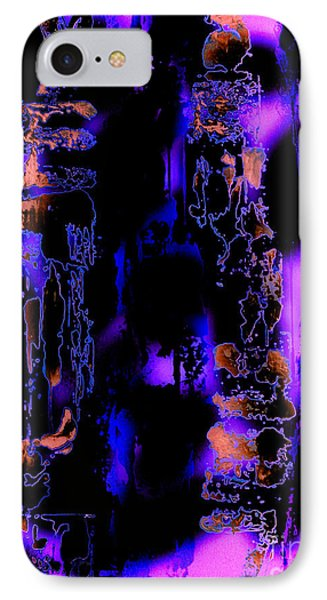 Hollywood Los Angeles IPhone Case by Catalina Walker