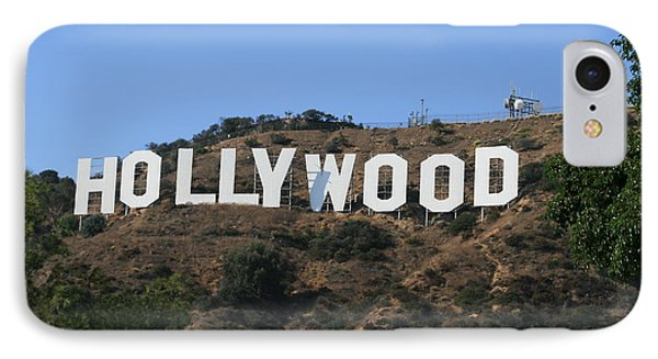 Hollywood IPhone Case by Marna Edwards Flavell
