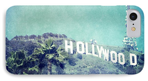 Hollywood Sign IPhone Case by Nina Prommer