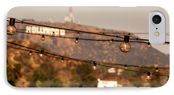 IPhone Case featuring the photograph Hollywood Sign On The Hill 5 by Micah May